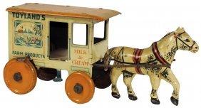 Toy, Marx Toylands Farm Products Milk & Cream