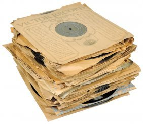 Music, Records (60+), 78 Rpm Oldies To Play On The