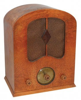 Radio, Grunow Cathedral, Made By General Household