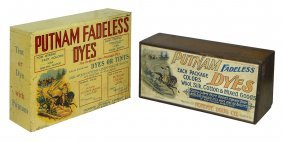 Country Store Counter Displays (2), Putnam Fadeless