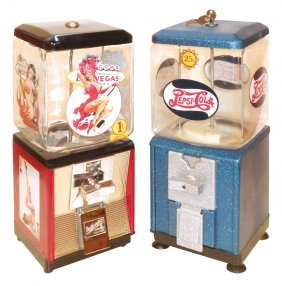 Coin-operated Machines (2), Northwestern Model 60 For