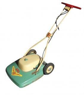 Lawn Mower, Electra-lawn, Mfgd By Reo Motors