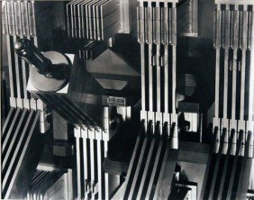 Ralph Steiner, Power Switch, Photograph