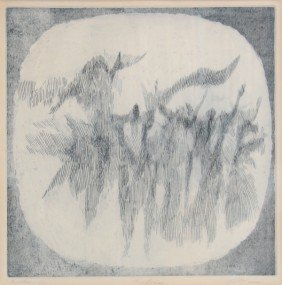 Harold Altman, Reforce, Aquatint Etching