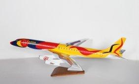 Alexander Calder, Braniff Airplane - Brasilia, Pai