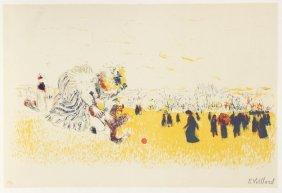Edouard Vuillard, Jeux D'enfants (roger-marx 29),