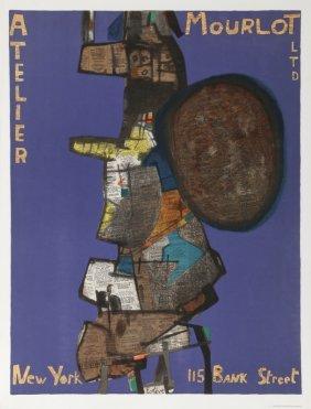 Maurice Esteve, Atelier Mourlot, Lithograph Poster