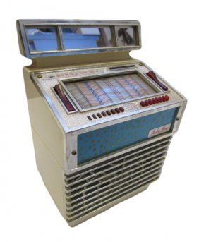 Mini Musical Jukebox And Bank