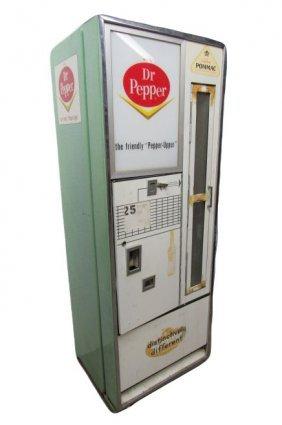 Dr. Pepper Vending Machine