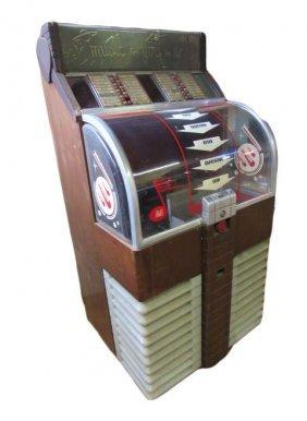 1953 Ami Model D Jukebox