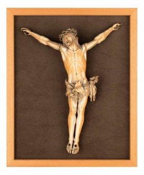 Cristo In Avorio, Germania, Xviii Secolo