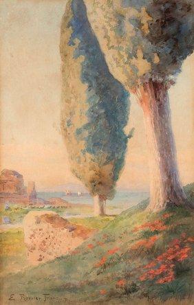 Ettore Franz Roesler (1845-1907)