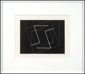 Joseph Albers (1888-1976) German/ American