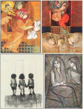 Sunol Alvar, Aldo Luong, Irving Amen & Elke Sommers,