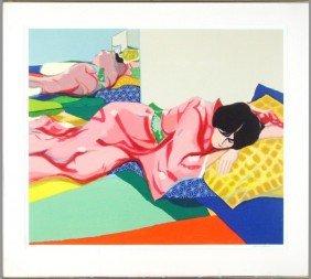 Tadashi Asoma (b. 1923) Japanese/ American