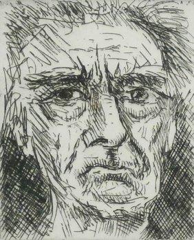 Warner Drewes (1899-1985) American/ German