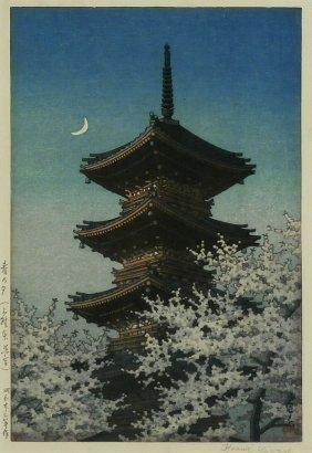 Hasui Kawase (1883-1957) Japanese