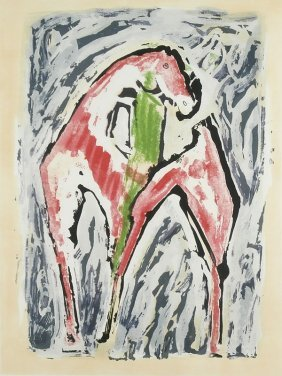 Marino Marini (1901-1980) Italian