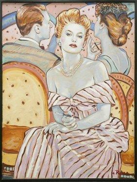 Colleen Ross (b. 1943) Ohio