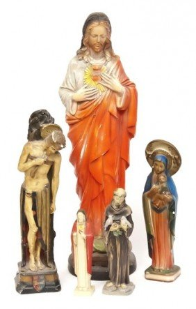 A Selection Of Religious Iconography