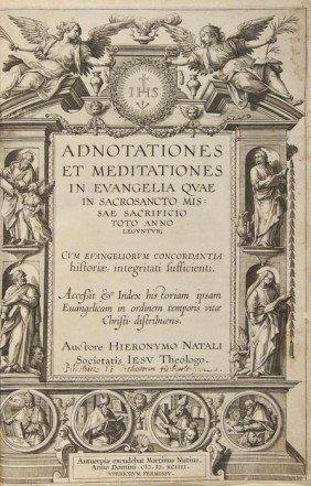 Natalis (Hieronymus) Adnotationes Et Meditationes