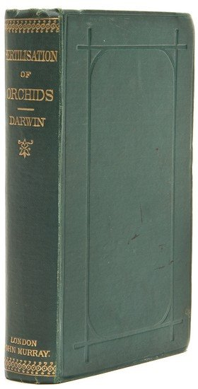 Darwin (Charles) The Various Contrivances By Which