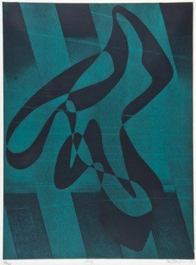 Stanley William Hayter (1901-1988) Loop (B.M.393)