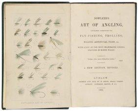 Bowlker (Charles) Bowlker's Art Of Angling...