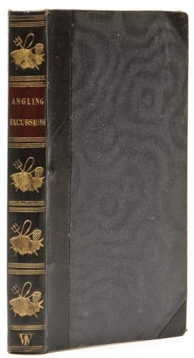 """[Coad (J.)], """"Gregory Greendrake"""". The Angling Exc"""