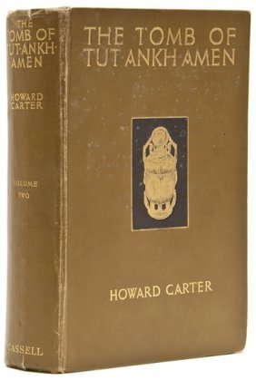 Egypt.- Carter (Howard) And A.C.Mace. The Tomb Of