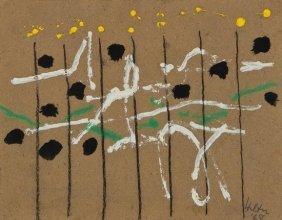 Roger Hilton (1911-1975) Composition