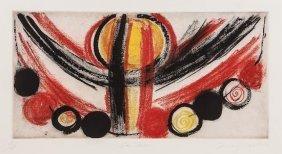 Sir Terry Frost (1915-2003) Sun Bow (k.239)