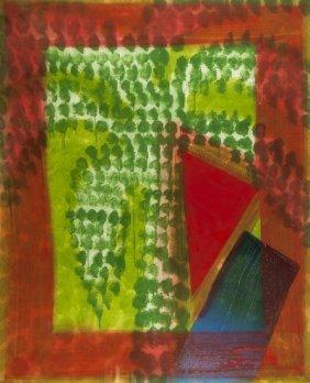 Howard Hodgkin (b.1932) Street Palm (h.87)