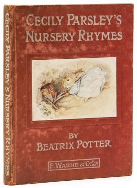 Potter (Beatrix) Cecily Parsley's Nursery Rhymes