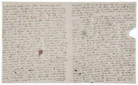 Wordsworth, Southey & Arnold.- - Coleridge Autograph