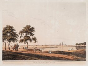 India.- Colebrooke (lieutenant Robert Hyde) - [twelve