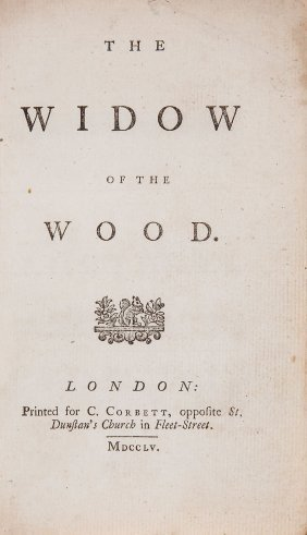 [victor (benjamin)] - The Widow Of The Wood,