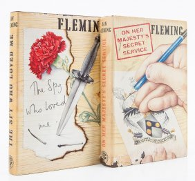 Fleming (ian) - The Spy Who Loved Me,