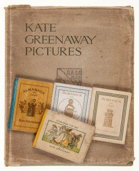 Greenaway (kate) - Almanack For 1886,