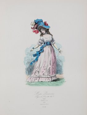 Pauquet (hippolyte & Polidor) - Modes Et Costumes