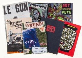 Counterculture Printing.- - Return Of The Crayfish (a