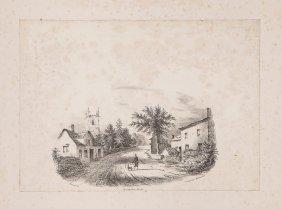 Gloucestershire.- Lamb (henry) - Views Of Cheltenham,