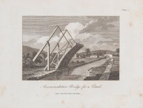 Phillips (j.) - A General History Of Inland Navigation,