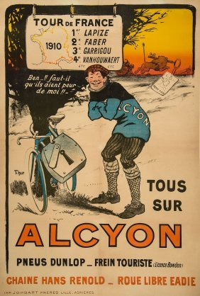Thor - Tour De France, Alcyon