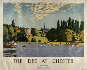 Wilkinson, Norman - The Dee At Chester, British