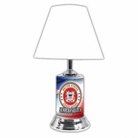 Us Coast Guard Table Lamp