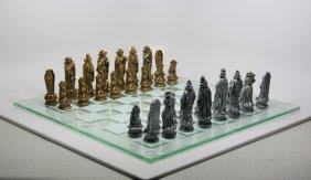 Battle Of Underworld Chess Set