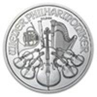 Austria 1 Oz Silver Philharmonic Bu