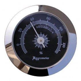 Visol Cigar Humidor Hygrometer