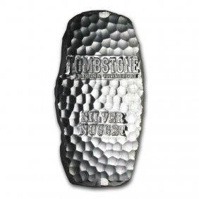 1 Kilo Silver Bar - Tombstone Silver Nugget